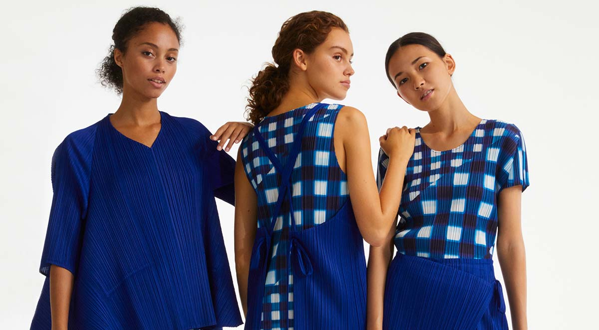PLEATS PLEASE ISSEY MIYAKE SPRING/SUMMER 2021 Collection